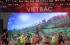 Ouverture du 7e programme « A travers les patrimoines du Viet Bac »