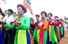 """Le """"nhà tơ"""", chant des villages littoraux et insulaires de Quang Ninh"""