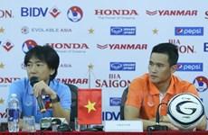 Éliminatoires de la Coupe du monde : le Vietnam est déterminé à battre la Thaïlande