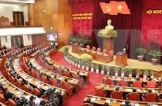 Communiqué du 12e Plénum du Comité central du PCV