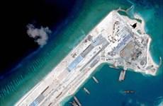 La marine américaine va patrouiller près des îles artificielles en Mer Orientale