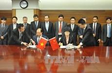 Réunion du Comité de coopération économique Vietnam-Chine