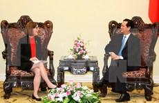 Le Vietnam est optimiste sur ses relations avec les Etats-Unis