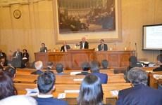 Le Haut Conseil des Asiatiques de France fait sa 1ère apparition officielle