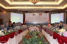 Le Vietnam et le Cambodge discutent de leur coopération frontalière