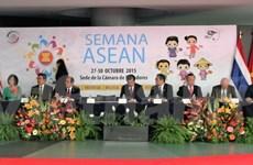 Semaine culturelle de l'ASEAN au Sénat mexicain
