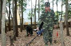 Conférence sur la neutralisation des mines et engins explosifs à Hue