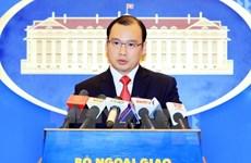 Le Vietnam respecte la liberté de navigation maritime et aérienne en Mer Orientale