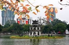 Déterminé à édifier la capitale de plus en plus riche et belle, civilisée et moderne