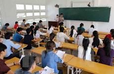 Coopération Vietnam-Cambodge dans l'éducation