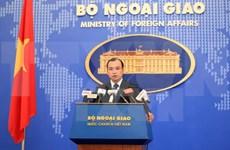 Le Vietnam se réserve expressément ses droits en Mer Orientale