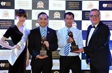 Vietravel reçoit le prix «World Travel Awards» pour la 3e fois