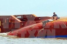 Bateau de pêche Hoang Phuc : les deux portés disparus ont été retrouvés