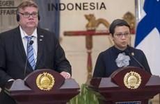 Indonésie et Finlande coopèrent dans l'utilisation des zones de tourbières