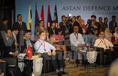 Le Vietnam partage des questions de sécurité à l'ADMM Retreat