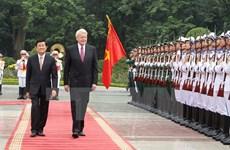 Vietnam et Islande promeuvent leurs relations
