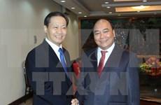 Renforcer la coopération avec la région autonome des Zhuangs du Guangxi