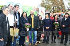 La gastronomie vietnamienne séduit les visiteurs d'une foire à Prague