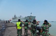Manœuvres communes Australie-Indonésie