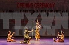Ouverture de la Semaine de la Culture cambodgienne au Vietnam 2015