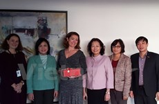 Vietnam-Norvège coopèrent dans la formation professionnelle