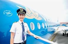 Elle est la plus jeune femme commandant de bord du Vietnam