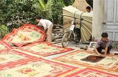 Ninh Binh : un artisanat en pleine forme