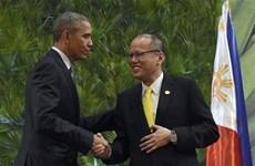 USA-Philippines : Les différends maritimes doivent être résolus pacifiquement