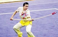 Championnat du monde de Wushu : le Vietnam gagne 2 médailles d'argent et 3 de bronze
