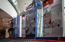 Plus de 1.800 journalistes couvrent le 27e Sommet de l'ASEAN et ses conférences connexes