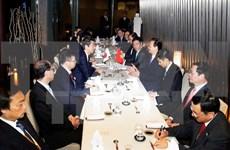 Vietnam-Japon : rencontre des PM en marge du 27e Sommet de l'ASEAN