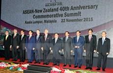 Le PM aux sommets ASEAN-Nouvelle-Zélande et de l'Asie de l'Est