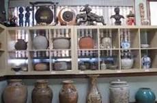 570 objets anciens présentés au Musée de la province de Hung Yên