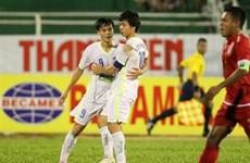 Football : Les U21 Vietnamiens en demi-finale de la Coupe Clear Men