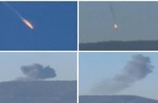 Le Vietnam appelle à la retenue après l'incident aérien en Syrie