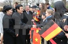 L'Allemagne, un grand partenaire du Vietnam