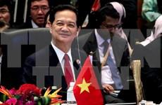 Le Premier ministre Nguyen Tan Dung part pour le COP 21 à Paris