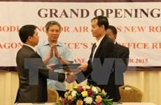 Cambodia Angkor Air ouvre une ligne aérienne Phnom Penh-Vientiane-Hanoi