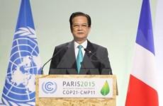 Entretien Nguyen Tan Dung et Manuel Valls