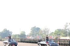 Le Laos célèbre en grande pompe sa 40e Fête nationale