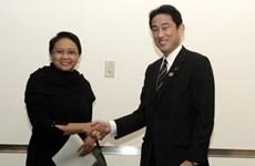"""Le Japon compte organiser un dialogue """"2+2"""" avec l'Indonésie"""