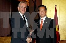 Le Vietnam et la France concrétisent leur partenariat stratégique