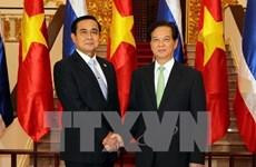 Messages de félicitations à la Thaïlande
