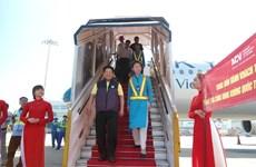 L'aéroport international de Tan Son Nhat accueille son 25 millionième passager