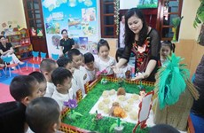 Le Vietnam obtient des résultats remarquables dans la protection des enfants