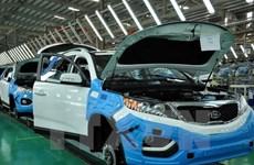 Bond de 86% sur un an des ventes d'automobiles depuis janvier