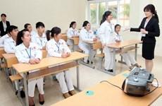 Vietnam-Japon : renforcer la coopération dans la santé et le travail