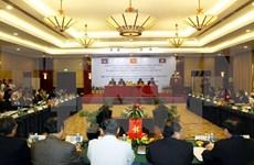 Conférence ministérielle Vietnam-Laos-Cambodge de lutte contre la drogue