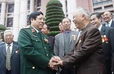 Le ministre vietnamien de la Défense reçoit des vétérans chinois