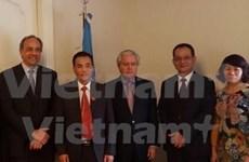 Renforcement de la coopération parlementaire avec l'Argentine et le Chili